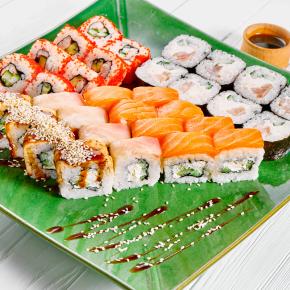 Акция! -250 грн скидка каждое воскресенье на суши-сет