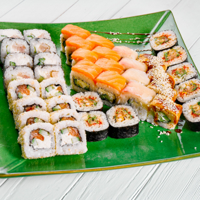 Акция! -250 грн скидка каждую пятницу на суши-сет
